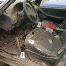 В Одесской области машина взорвалась вместе с водителем