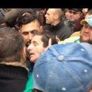 «Наконец-то мы до тебя добрались»: под зданием суда в Киеве избили Шкиряка