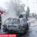 В Киеве ДТП приняли за теракт — СМИ