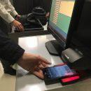 В аэропорту «Киев» установили сканеры для онлайн-регистрации на авиа-рейсы с помощью смартфонов