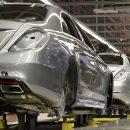 Украина увеличила производство легковых автомобилей