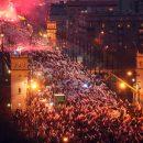 Марш националистов в Варшаве: задержаны 45 человек