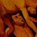 У російській церкві в Коломиї знайшли «ікону» з Ющенком у пеклі
