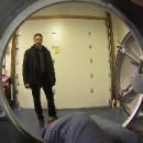 Спасет от землетрясения и потопа: В США создали уникальную капсулу