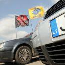 Как будет происходить легализация авто на еврономерах в Украине