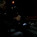 В Киеве водителя маршрутки застукали за неожиданным занятием (видео)