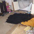 В Киеве мать с ребенком месяц прожили рядом с трупом