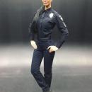 Самая сексуальная полицейская Киева Людмила Милевич станцевала на столе (видео)