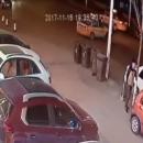 Везучий китаец избежал смерти дважды за 10 секунд