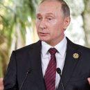 Путин с пилой в кустах – карикатура на выборы в России