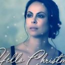 Супруга Виталия Кличко записала песню к Рождеству (видео)