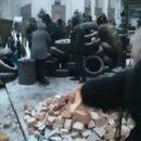 В полиции объяснили утренний штурм лагеря Саакашвили