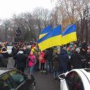 Одеяло для прокурора: Автомайдан направился к дому Луценко