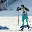 Сборная Украины разбила Россию в драматичной эстафете Кубка мира по биатлону