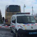 Под Львовом подорвали автобус с польскими номерами