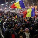 Румыния восстала против судебной реформы (видео)