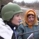 Жители освобожденных сел Донбасса ярко ответили на фейк росСМИ