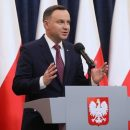 Дуда одобрил забор на границе с Украиной