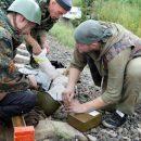 За год на Донбассе обезвредили 360 000 мин