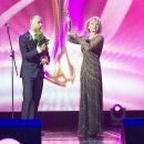 Ирина Луценко заявила, что три дня шила платье, в котором стала «Женщиной III тысячелетия»