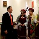 Ляшко пригласил незрячих артистов на свою президентскую инаугурацию