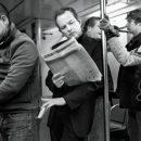 «Они на 100% вытащат ваши денежки»: карманники из метро Киева попали на видео