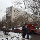 В России мать с сыном выпрыгнули с восьмого этажа, спасаясь от пожара