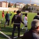 В Турции произошла массовая драка между футболистками (видео)