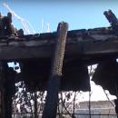 Мощнейший взрыв газа в Запорожской области: кадры с места событий