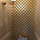 В стиле Пшонки: в российском вузе туалет для преподавателей покрыли золотом