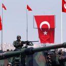 Турция стянула к Сирии войска и привела их в боевую готовность