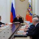 Путин созвал внеочередное заседание Совбеза, чтобы обсудить Закон о деоккупации