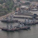 В России вспыхнула подводная лодка (видео)