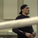 Усик показал мощь на тренировке перед полуфиналом боксерской Лиги чемпионов