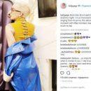 Леди Гага на новом фото прорекламировала Украину