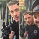 Спор есть спор: Том Харди сделал татуировку с именем Ди Каприо
