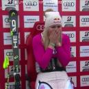 Жуткое падение горнолыжницы повергло в ступор комментаторов