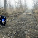 Безработный китаец украл 800 метров дороги и перепродал ее