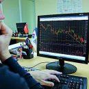 Рынок акций Украины упал вслед за остальным миром