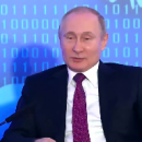Соцсети возмутила реакция Путина на анекдот про изнасилование
