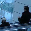 Журналисты застали Саакашвили в аэропорту Мюнхена