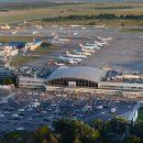 Железную дорогу в аэропорт Борисполь достроят в этом году