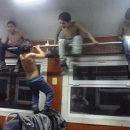 Ромы превратили в табор поезд Мукачево — Львов