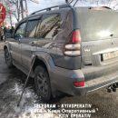 В Киеве автохам устроил драку с прохожим: в сети разозлились