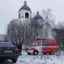 В Тернополе мужчина пытался прыгнуть с колокольни