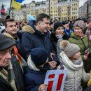 Саакашвили запретили въезжать в Украину до 2021 года