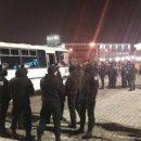 В Харькове подрались футбольные фанаты (видео)