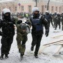 Саакашвили отреагировал на зачистку палаточного городка под Радой