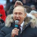 «Не Кремль, а Володимирський централ»: у соцмережах висміяли фото з Путіним і наколкою