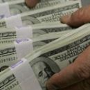 Украинцы в феврале продали банкам валюты больше, чем купили